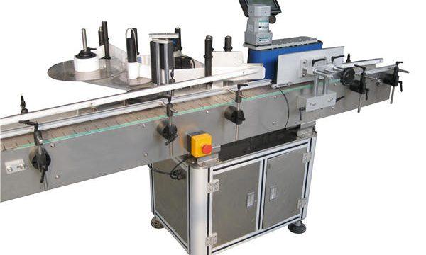 Automatikoen eranskailuaren botila biribilen maketatze fabrikatzailea