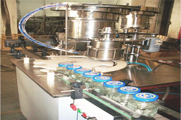 50-500ml Eztia betetzeko lerroa, eztia ontziratzeko makina, Honey Jar ontziratzeko makina