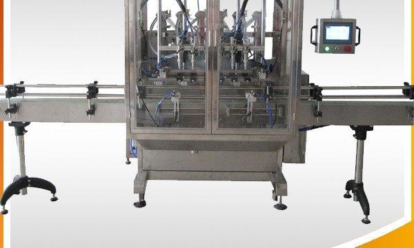 Oliba-olio automatikoa eta krema eta likidoak betetzeko makina