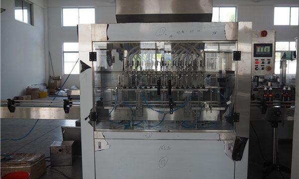 Fabrikatzaile profesionala olio betetzeko makina profesionala
