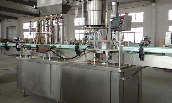 Fabrikatzaile lehiakorra High Tech Koko Olioa betetzeko makina