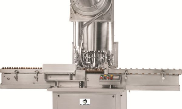 Burua Multi ROPP Cap Sealing Machine