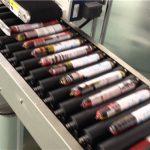 Saltxitxen Labelketa Makina automatikoa, elikadurarekin