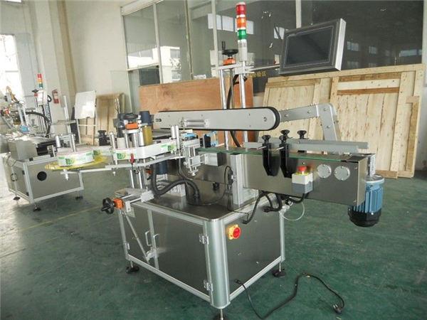 Kartoi kaxa eranskailu txikia Labelatzeko makina laua