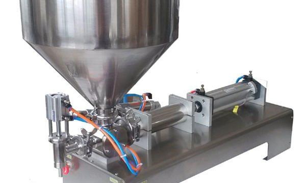 Fabrikako prezioen eskuliburua Pasta pneumatikoak betetzeko makina